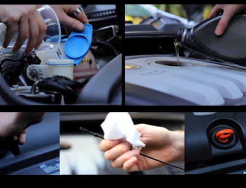 Basic Maintenance On Your Car
