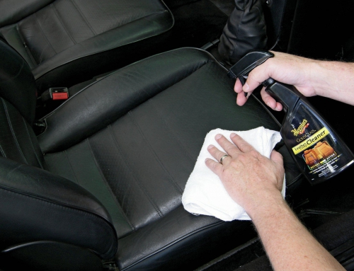 Keeping Your Car Clean on the Inside