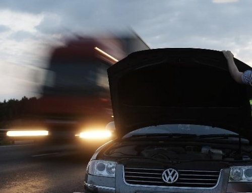 What Do You Do If You Breakdown On The Motorway?